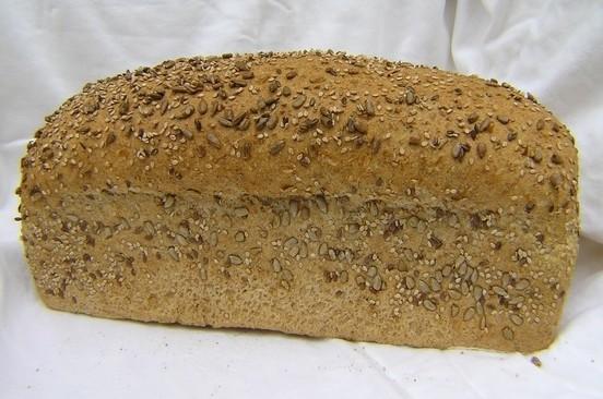 Natuurbrood/grof volkoren - Graaggedaan