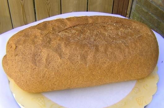 Volkoren vloerbrood - Graaggedaan