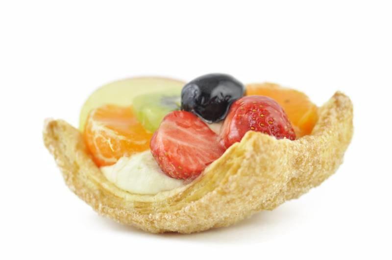 Vruchtenschelp - Graaggedaan
