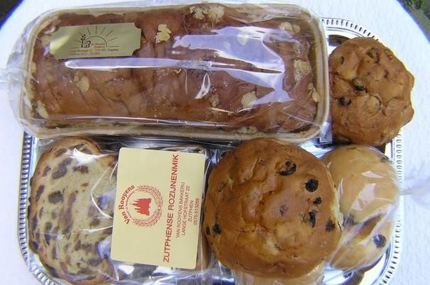 Zoete broodjes verzameling - Graaggedaan