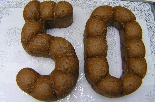 Cijfer van brood - Graaggedaan